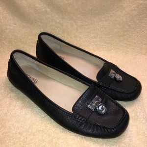 Michael Kors Hamilton loafers.